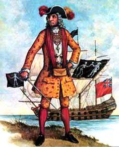 Stede-Bonnet | #NC #Pirate