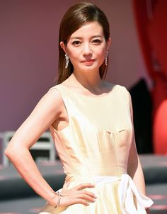 Zhao Wei at the 71st Venice Film Festival