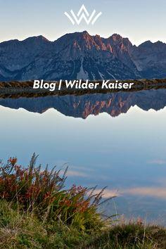 Lass dich inspirieren für deinen Urlaub am Wilden Kaiser auf unserem Wilder Kaiser Blog! #inechtnochschöner #wilderkaiser #blog Wilder Kaiser, Blog, Mountains, Nature, Travel, Hiking, Destinations, Vacation, Summer