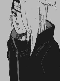 One of my fav Akatsuki members Naruto Kakashi, Naruto Shippuden, Boruto, Sasori And Deidara, Naruto Boys, Shikatema, Sasuhina, Narusasu, Naruto Art