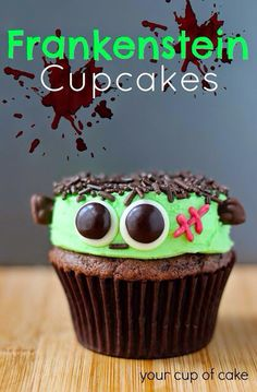Can I just say I love how angry this cupcake is but its eyes are so big. It looks to cute to be angry