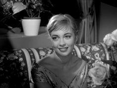 som Marianne, i Det lille hotel fra 1953.