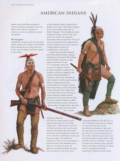 indiens américains guerre d'indéoendance