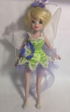 Tinkerbell Porcelain Doll