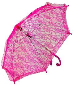 Kanten kinder paraplu   bruiloft paraplu   bedankje