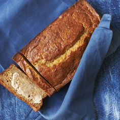 Classic Banana Bread   MyRecipes  CD uses about 5 small very ripe bananas---seems to help avoid making dry bread or muffins
