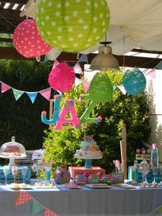LalaLoopsy Birthday Party Ideas | Photo 45 of 145 | Catch My Party