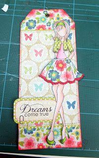 Ali-Craft Blog: A Beautiful Life Prima Doll Tag