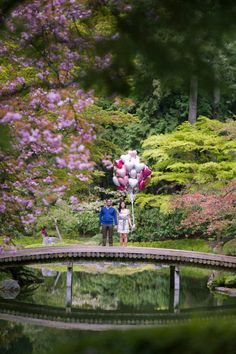engagement photography - style me pretty - engagement session - canada - vancouver - nitobe memorial garden & granville island