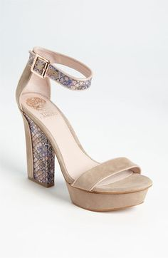 Vince Camuto Nedra Sandal (Nordstrom Exclusive) available at #Nordstrom