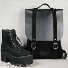 Ботинки женские Jeffrey Campbell Nirvana black в магазине дизайнерской обуви CabLOOK.ru