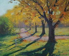 Autumn Shadows by artsaus.deviantart.com on @deviantART
