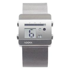 Nooka v-series zoo argentée  Nooka @ My-Store.ch