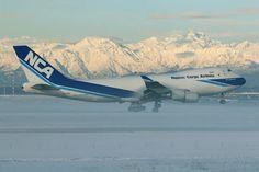 NipponCargo B747 Milano MXP