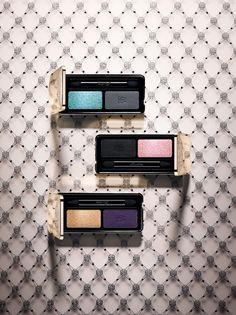 #Guerlain's #Voilette de Madame, #Make-up, #Blush, #EyePencil, #Eyeshadows, #LipsGloss, http://www.style-tips.com/en/news/archives/56328