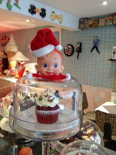 Red Velvet Cupcake More