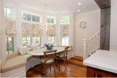 Bow Bay Window - Columbia CabinetWorks