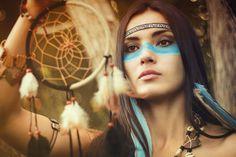 Resultado de imagem para native indian girl