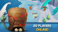 Zooba: Free-For-All Battle Game (Mod) APKLinks Select your animal and struggle the zoo taking pictures! Zooba is a zoo battle royale game, be a part of Zoo Online, Online Games, Best Games, Fun Games, Online Battle, Ride Out, In The Zoo, Battle Royale Game, Battle Games