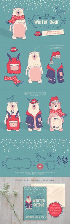 Lisa-glanz, Winter-Bear