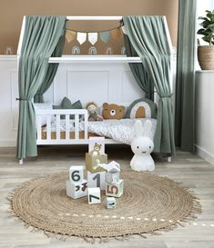 Baby Room Design, Baby Room Decor, Nursery Room, Kids Bedroom, Baby Room Ideas Early Years, Baby Room Neutral, Baby Boy Rooms, Toddler Rooms, Toddler Bed
