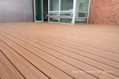 NewTechWood® is a pioneer in the development and manufacture of composite decking boards. We have earned a worldwide reputation for innovative wood plastic composite materials. Composite Flooring, Composite Decking, Wood, Outdoor Decor, Korea, Boards, Home Decor, Wooden Countertops, Restaurant Exterior
