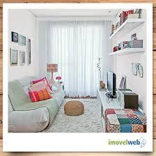dicas de decoração para pequenas salas - Pesquisa Google