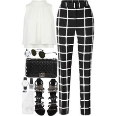 #702 by bella2015 on Polyvore featuring Giuseppe Zanotti, Chanel, Daniel Wellington, Native Union and OPI