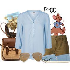 Roo - Summer - Disney's Winnie the Pooh Disney World Outfits, Disney Dresses, Disney Clothes, Winnie The Pooh Costume, Disney Winnie The Pooh, Tv Show Outfits, Movie Outfits, Anime Outfits, Cute Outfits