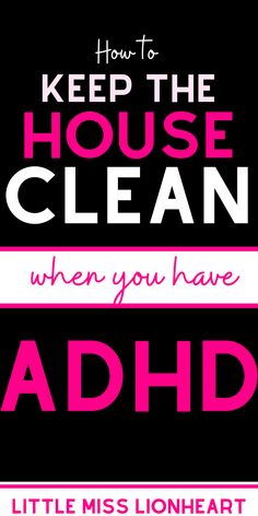 The best strategies for organizing your house and keeping the house clean when you have ADHD. Every ADHD adult soooo needs these ADHD tips! Causes Of Adhd, Adhd Facts, Organizing, Organization, Adult Adhd, Medical Information, Dyslexia, Adult Children, Ocd