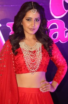 Rashi Khanna Photos at Apsara Awards