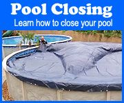 Pool Closing - Learn how to close your pool here!