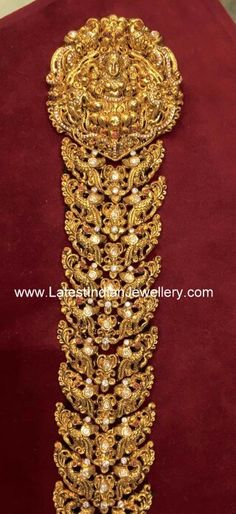 Gold Jada Choti weight
