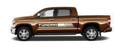 2X Toyota Tundra Side Skirt Vinyl Body Decal Sticker Graphics Premium Quality | eBay