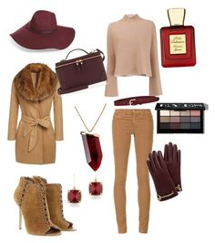 """""""Savery"""" by pandoracorreia on Polyvore featuring AG Adriano Goldschmied, Michael Kors, Mulberry, Étoile Isabel Marant, Proenza Schouler, Anne Sisteron, Kenneth Jay Lane, Halogen, Henri Bendel and Bella Bellissima"""