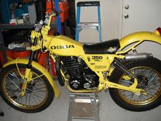 Ossa 350 trials