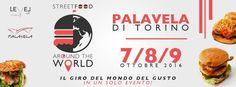 Street Food Around the World, 7/8/9 Ottobre 2016 al Palavela di Torino