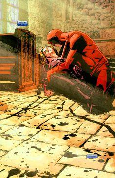 Daredevil by Michael Lark *