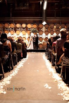 Winery Wedding Old Sugar Mill