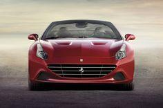 Ferrari has added a powerful turbocharger to the California. The new Ferrari California T features a twin-turbocharged direct-injection engine. New Ferrari, Ferrari F40, Ferrari 2017, Maserati, Supercars, Nissan, Convertible, Audi, Ferrari California T