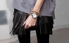 Fringe #skirt #Bracelet