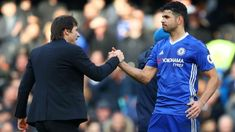 We fought together we won together  Conte stresses positive Diego Costa memories