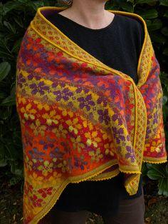 Ravelry: Daisy (Tusindfryd) pattern by Ruth Sorensen