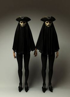 I would soil myself if I saw these things walking down the cul de sac on Halloween night.