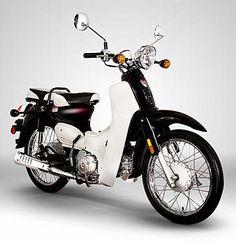 SYM Symba 100cc Motor Scooter
