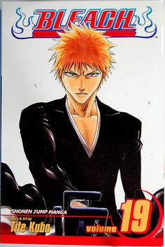 Vol-19, Ichigo Kurosaki Bankai by James M. Turley, via Flickr