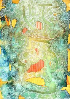 el duende V Abstract Art, Journal, Painting, Elves, Paintings, Draw, Journals, Drawings