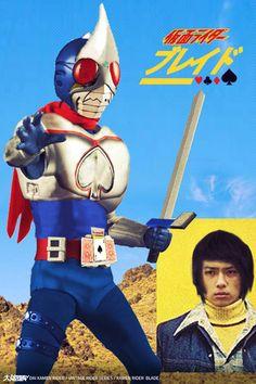 Vintage Kamen Rider Blade