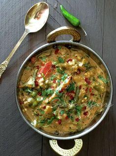 turmeric curcumin with bioperine Indian Veg Recipes, Paneer Recipes, Punjabi Recipes, Vegetarian Cooking, Vegetarian Recipes, Cooking Recipes, Curry Recipes, Easy Cooking, Healthy Recipes