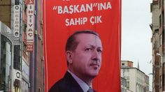 'Rize'de herkes Erdoğan'la yarışıyor'